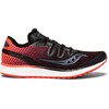 saucony Freedom ISO - Chaussures running Femme - rouge/noir
